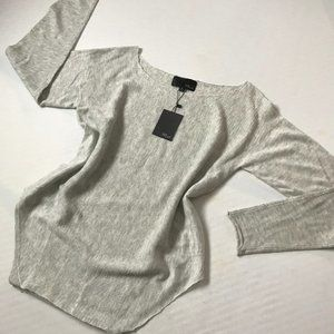 NWT Fate by LFD knit-like long sleeve top